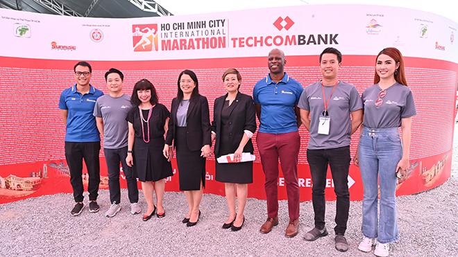 Giải Marathon quốc tế TP.HCM 2019 có gần 13.000 VĐV tham dự