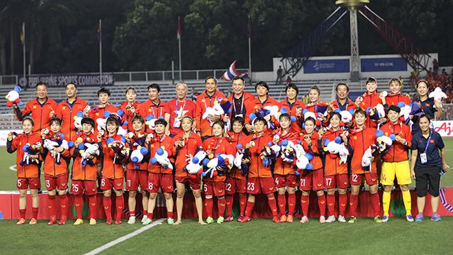 Tất cả VĐV Việt Nam đoạt HC SEA Games đều được thưởng