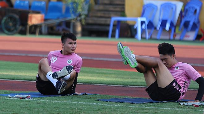 Quang Hải chấn thương, Hà Nội FC cầu cứu viện binh
