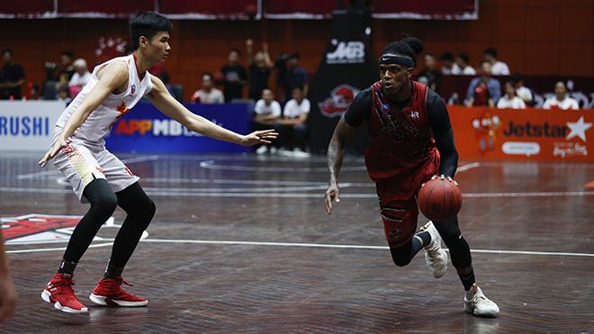 VBA 2019: Thanglong Warriors 56-64 Saigon Heat: Ngược dòng ngoạn mục