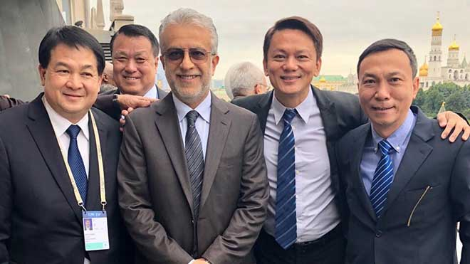 Hàn Quốc, Qatar giúp tuyển Việt Nam chuẩn bị cho AFF Cup 2018, Asian Cup 2019