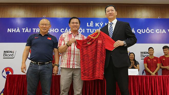 ĐTQG Việt Nam có thêm nhà tài trợ