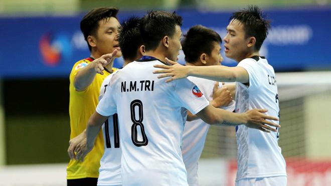 Ngược dòng nghẹt thở, Thái Sơn Nam lập kì tích lọt vào chung kết Cúp CLB châu Á