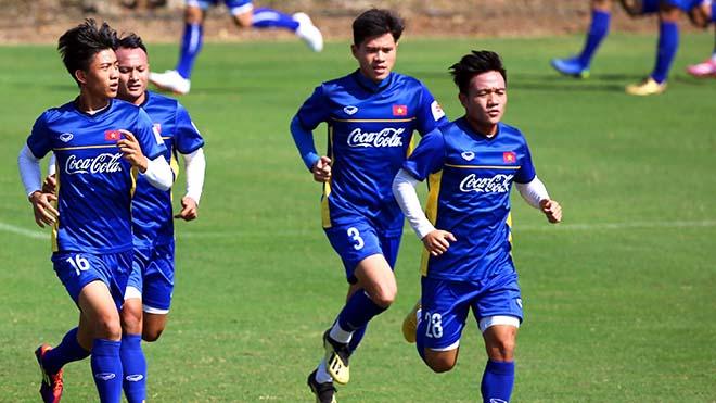 Loại Quả bóng vàng Việt Nam, HLV Park Hang Seo chốt danh sách tuyển Việt Nam trong đêm