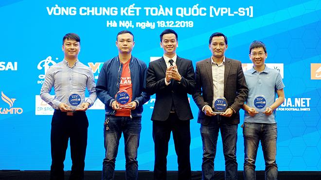Gần 500 triệu đồng tiền thưởng ở VPL-S1 2019