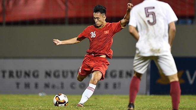 HLV Hoàng Văn Phúc tiến cử nhân tài U21 Việt Nam cho HLV Park Hang Seo