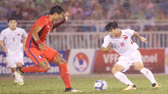 Vì sao U22 Việt Nam không được mặc áo đỏ ở trận gặp U22 Hàn Quốc?