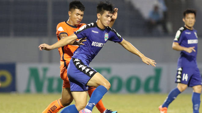 SHB Đà Nẵng 0-0 Bình Dương: Không ghi bàn, Hà Đức Chinh vẫn được khen