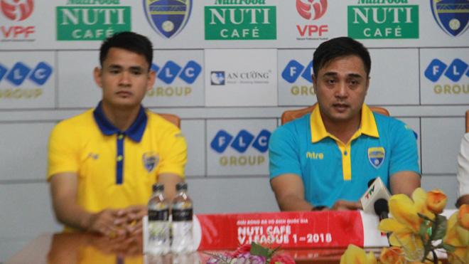 'FLC Thanh Hóa có lợi thế để thắng Hà Nội FC'