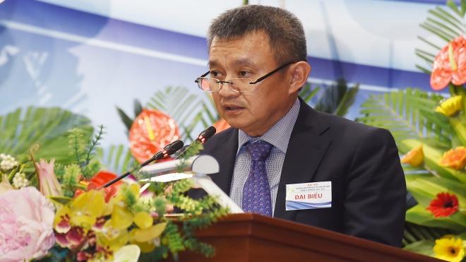 Ông Dương Trí Thành làm Chủ tịch Liên đoàn Đua thuyền Việt Nam khóa II
