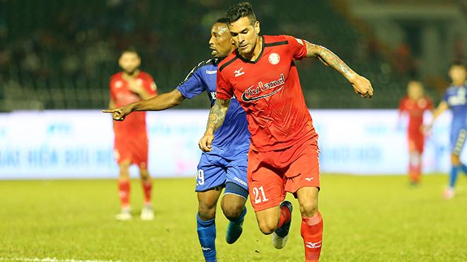 TP.HCM 1–1 B.Bình Dương: Ghi bàn nhanh nhất V-League 2018, 'đại gia đất Thủ' vẫn chia điểm với HLV Miura