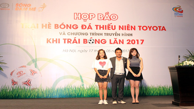 Trại hè BĐ Toyota 2017 mở rộng độ tuổi tham dự