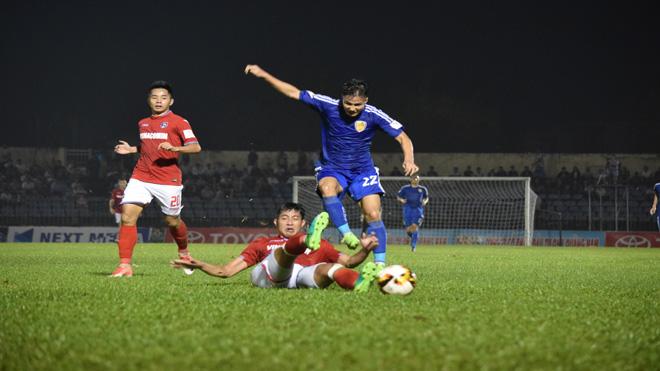 HLV Phan Thanh Hùng: 'Quảng Nam xứng đáng vô địch'