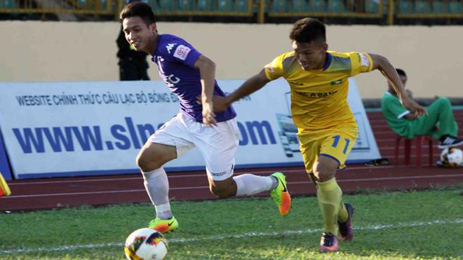Thua trận, SLNA chỉ trích Hà Nội chơi thiếu fair play