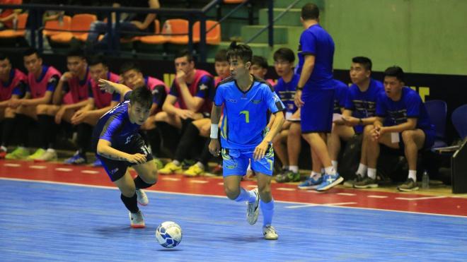 Khai mạc Cúp vô địch futsal Việt Nam 2018