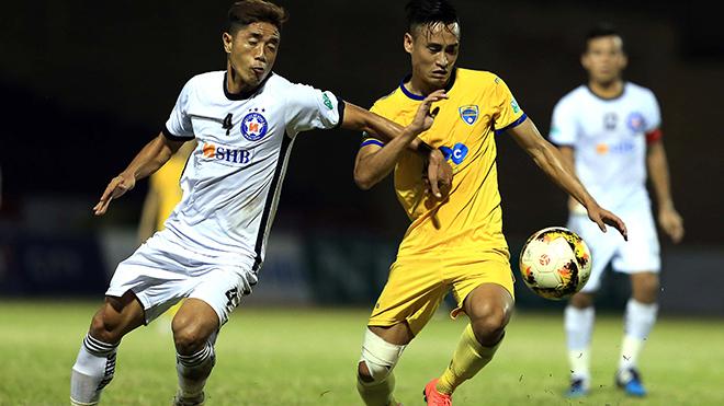 FLC Thanh Hóa 1-0 SHB Đà Nẵng Chủ nhà vượt khó giành 3 điểm quý giá