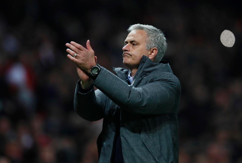 Mourinho Manchester United 1-1 Celta Vigo