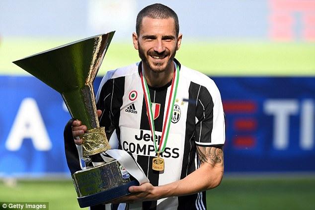 CẬP NHẬT tin tối 14/6: AC Milan chiêu mộ thành công Bonucci. Mourinho còn 100 triệu để mua sắm