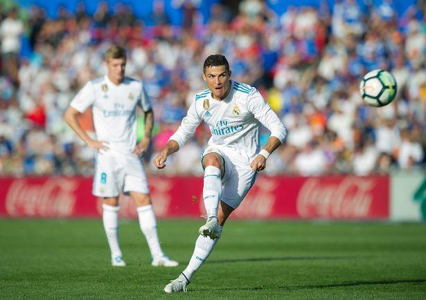ĐIỂM NHẤN Getafe 1-2 Real Madrid: Tuyến giữa nhiều vấn đề. Ronaldo lại 'cứu giá'