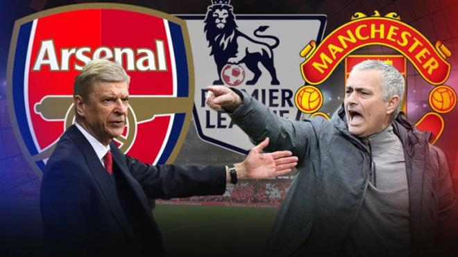 Dự đoán có thưởng trận Arsenal - M.U cùng 'TRƯỚC GIỜ BÓNG LĂN'
