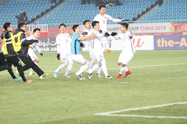 Chung kết U23 Việt Nam - U23 Uzbekistan: Gửi lời cảm ơn và chúc chiến thắng thày trò HLV Park Hang Seo