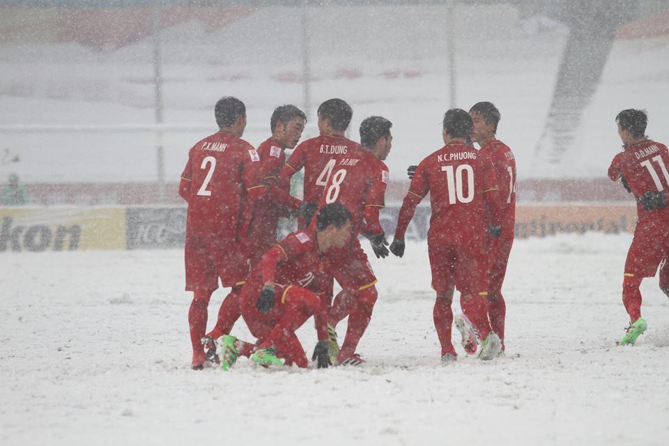 Chấm điểm U23 Việt Nam: Quang Hải và Xuân Trường hay nhất. Đội quân của Park Hang Seo thật quả cảm
