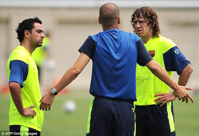 Xavi nói về Guardiola: 'Khi kết thúc trận đấu, bạn chỉ muốn đá thêm 15 phút nữa'