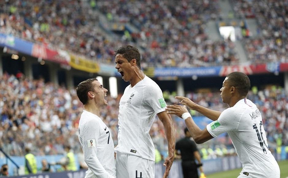 Video clip highlights bàn thắng trận Uruguay 0-2 Pháp: Chiến thắng tuyệt đối của 'Gà trống'