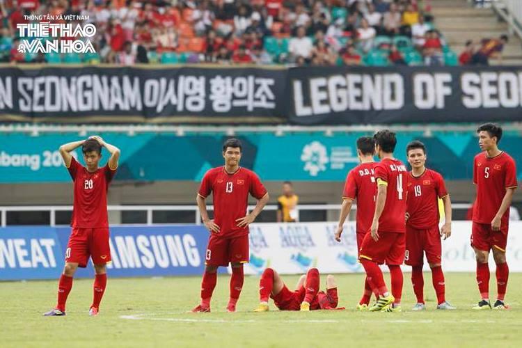 Xem lại loạt 11m định mệnh, khiến U23 Việt Nam chia tay giấc mơ giành HCĐ