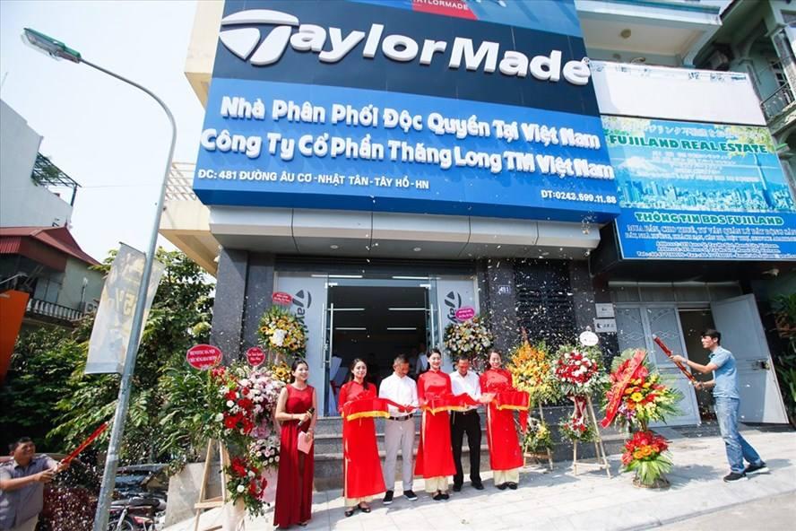 Sản phẩm golf thương hiệu TaylorMade chính thức có mặt tại Việt Nam
