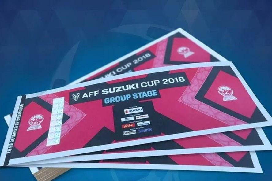Hôm nay, VFF quyết định vụ bán vé online chung kết Việt Nam vs Malaysia