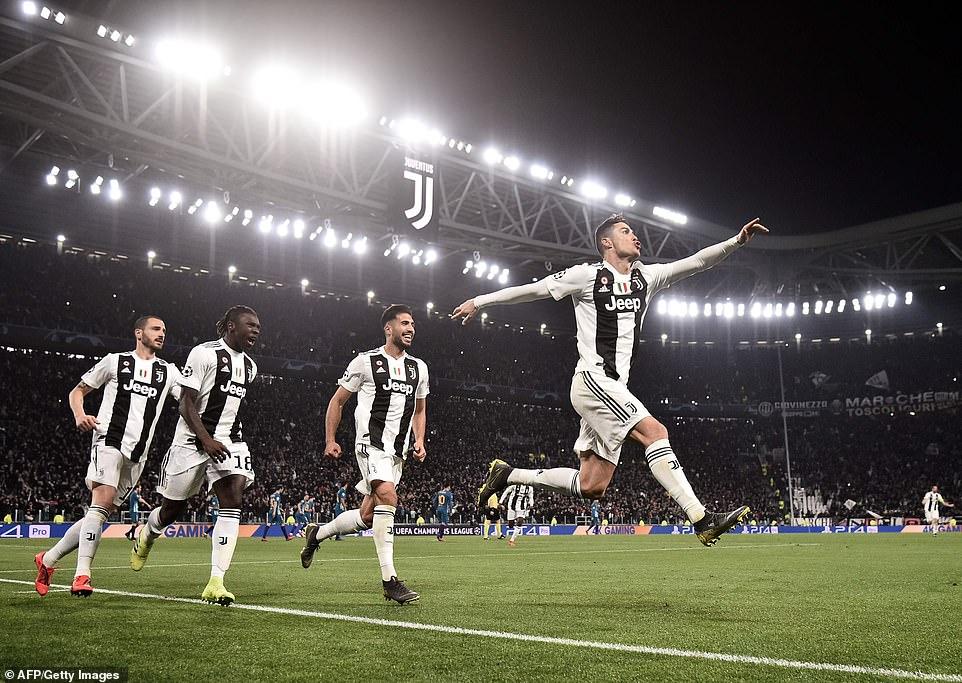 PHÂN TÍCH: Juventus và Ronaldo đã ngược dòng thế nào trước Atletico?