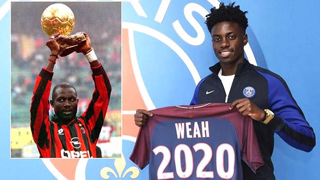 VCK U20 World Cup 2019: Timothy Weah & hành trình nối nghiệp cha