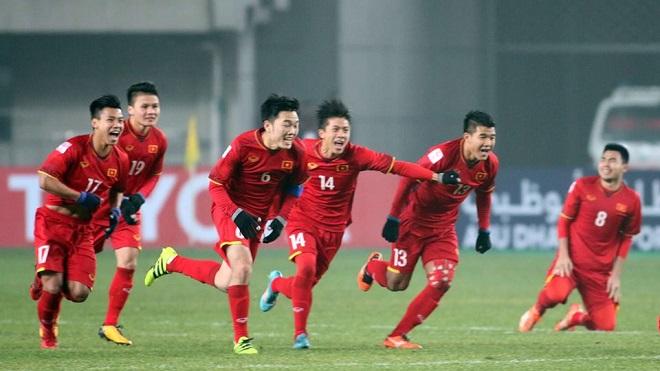 Đội tuyển Việt Nam cùng bảng với Thái Lan, Malaysia, Indonesia ở vòng loại World Cup 2022 khu vực châu Á