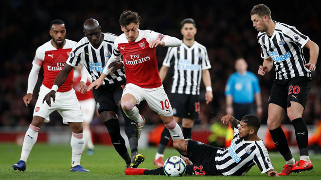 Truc tiep bong da, trực tiếp bóng đá, Newcastle vs Arsenal, trực tiếp Arsenal đấu với Newcastle, bóng đá trực tuyến, Arsenal Newcastle, trực tiếp Arsenal, trực tiếp bóng đá K+PM