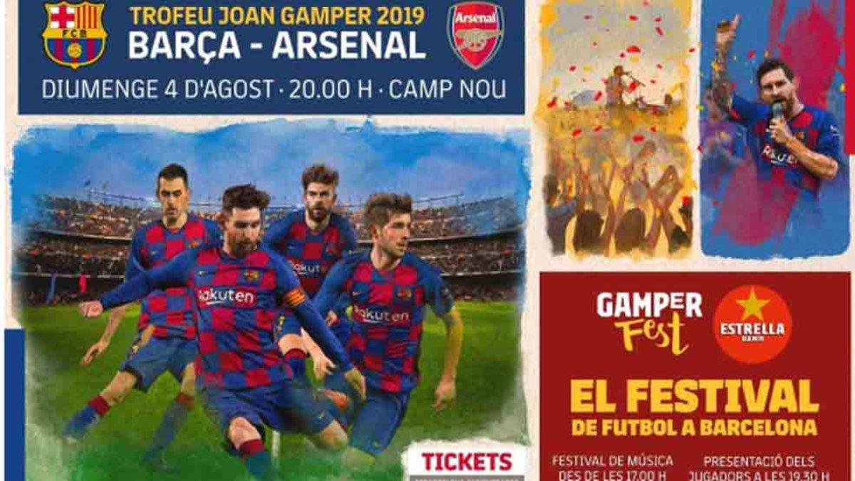 Trực tiếp bóng đá: Barcelona vs Arsenal (1h00, 5/8). Trực tiếp cúp Joan Camper