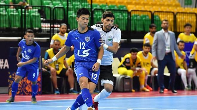 Bong da, Trực tiếp bóng đá, Thái Sơn Nam vs Shenzhen Nanling, Futsal Châu Á, truc tiep bong da, trực tiếp Thái Sơn Nam đấu với Shenzhen Nanling, bóng đá trực tuyến
