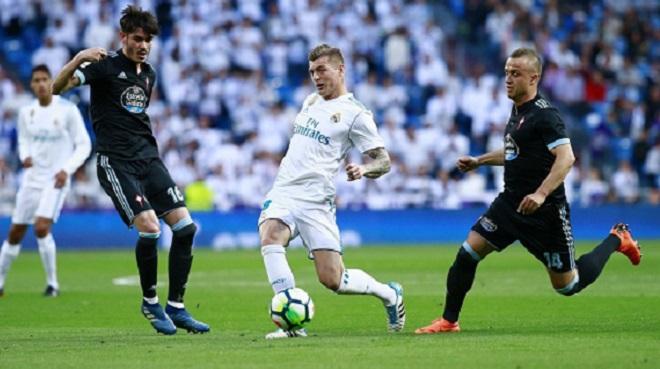 Trực tiếp bóng đá: Celta Vigo vs Real Madrid (22h00 hôm nay), Tây Ban Nha (BĐTV trực tiếp)