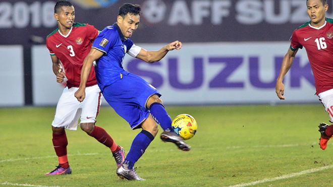 Xem trực tiếp bóng đá Indonesia đấu với Thái Lan hôm nay