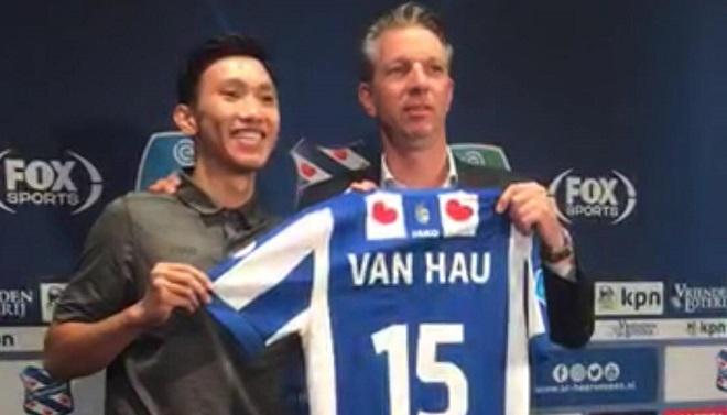 Lịch thi đấu bóng đá Hà Lan. Trực tiếp bóng đá Hà Lan. Văn Hậu ra mắt Heerenveen