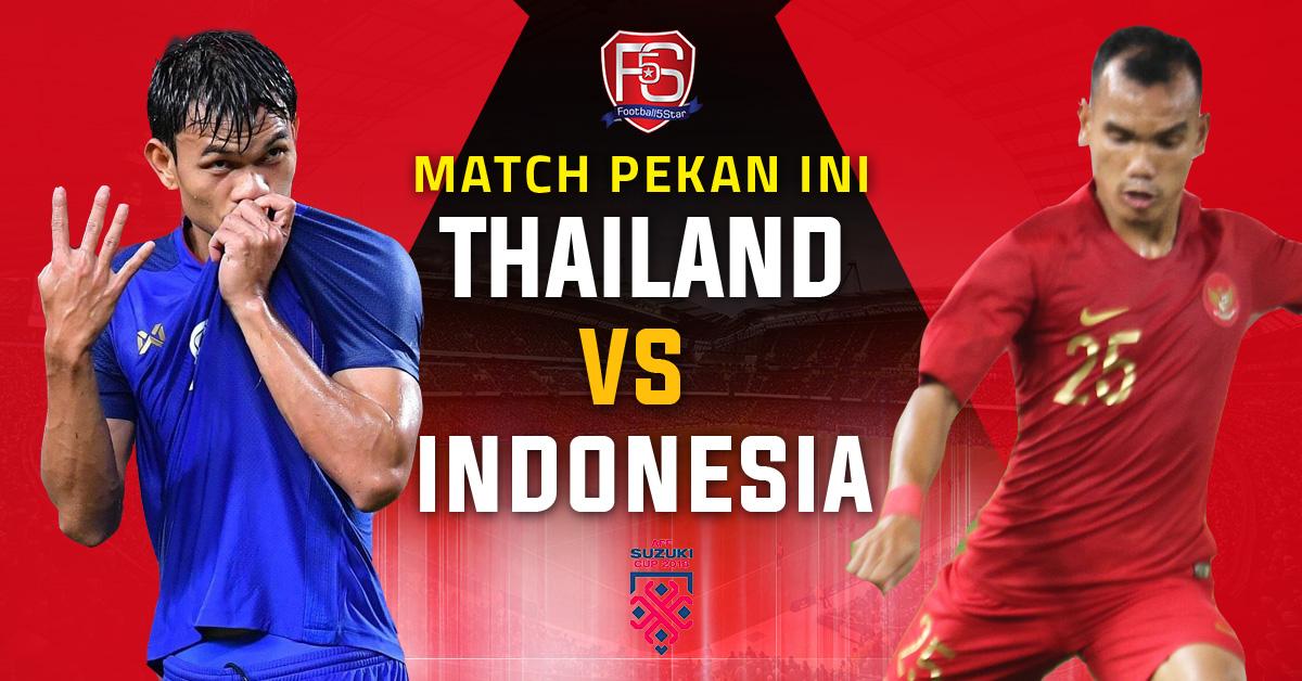 Xem trực tiếp bóng đá Indonesia đấu với Thái Lan ở đâu?