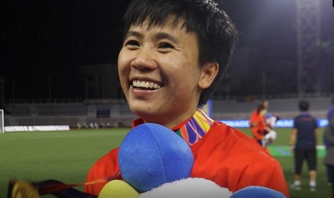 """Nguyễn Thị Tuyết Dung: """"Việt Nam luôn là số một Đông Nam Á"""""""