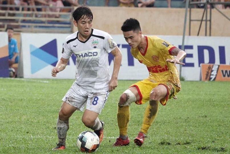 Lịch thi đấuV-League 2020 vòng 10: HAGL vs Quảng Nam