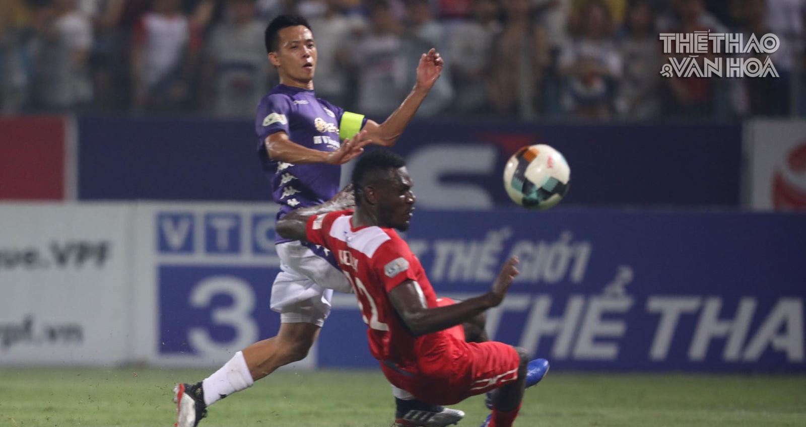 Bảng xếp hạng V-League 2020 giai đoạn 2 vòng 2