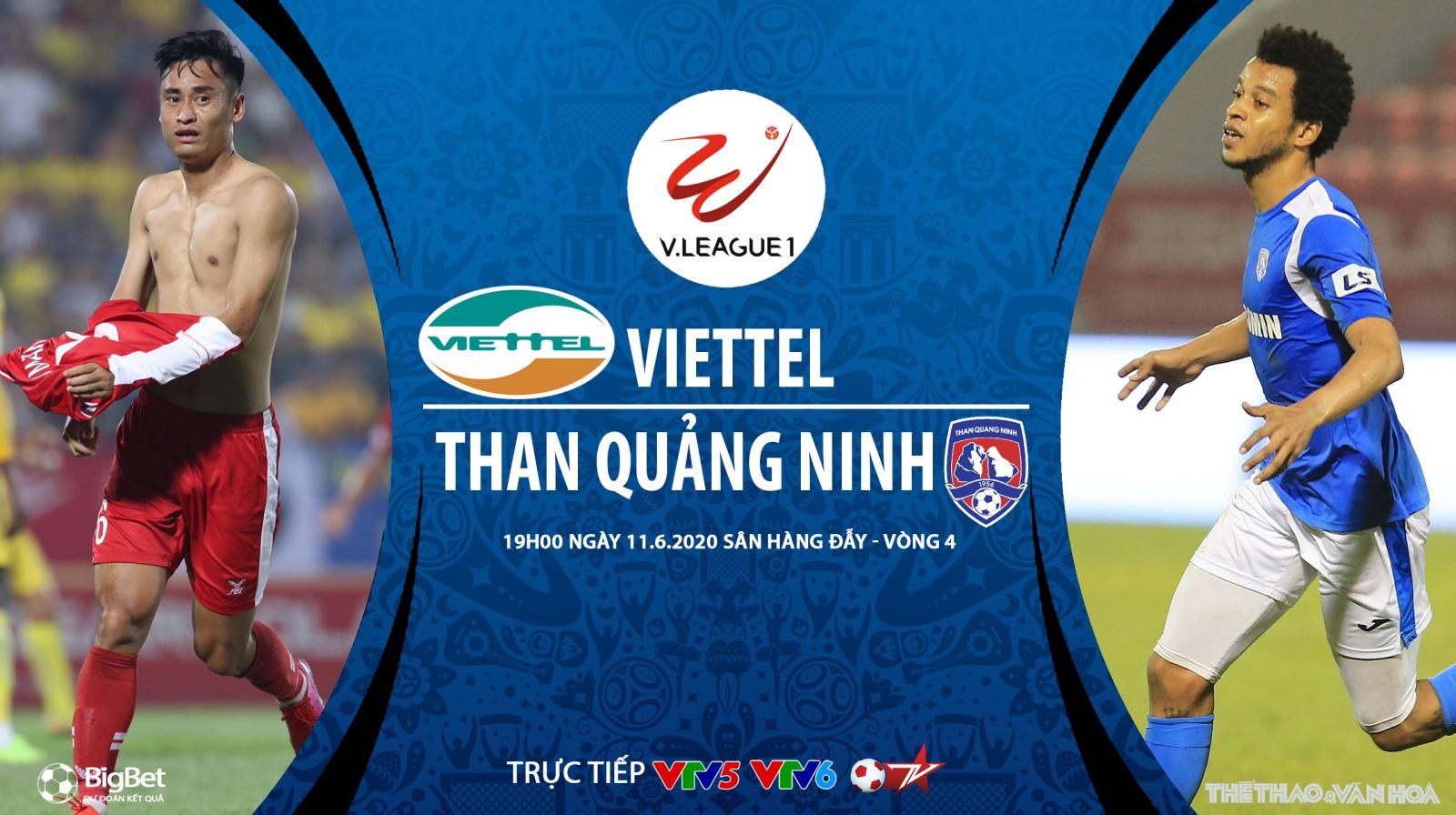 Link Xem Tr U1ef1c Ti U1ebfp Viettel Vs Qu U1ea3ng Ninh VTV6 VTV5 B U0110TV