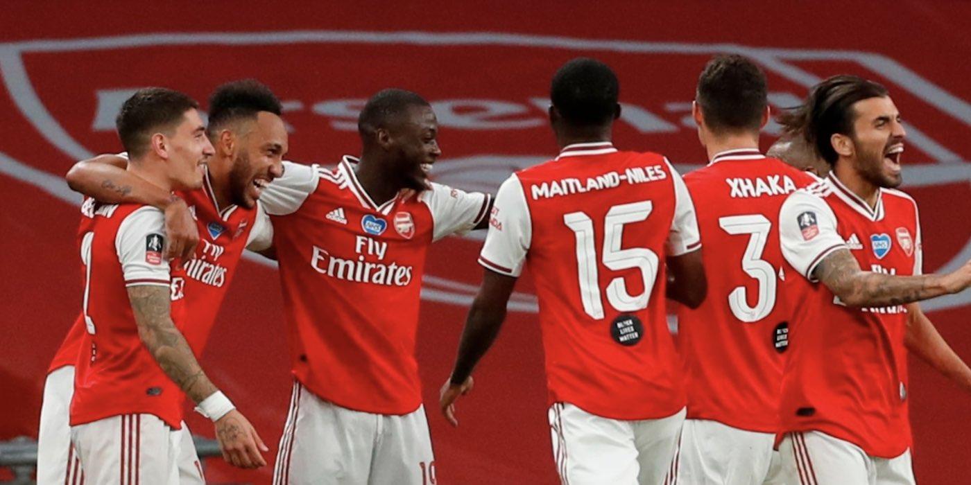 Video clip bàn thắng Arsenal vs Liverpool
