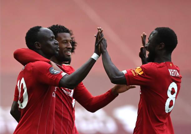 Video clip bàn thắng Liverpool 2-0 Aston Villa: Salah kiến tạo, Mane rực sáng