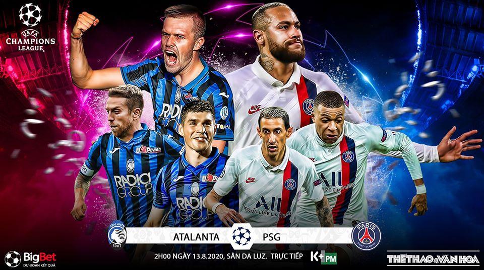 Link xem trực tiếp bóng đá. Atalanta vs PSG. K+, K+PM. Xem bóng đá trực tuyến Atalanta vs PSG. Link xem trực tiếp PSG. Trực tiếp cúp C1 châu Âu. Xem bóng đá trực tuyến