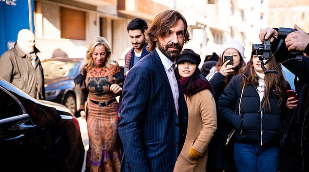 Pirlo, Pirlo dẫn dắt Juventus, Pirlo là HLV của Juventus, Juventus sa thải Sarri, Andrea Pirlo, tin tức bóng đá Ý, Juventus, Juve, Sarri, Pirlo thay Sarri dẫn dắt Juve