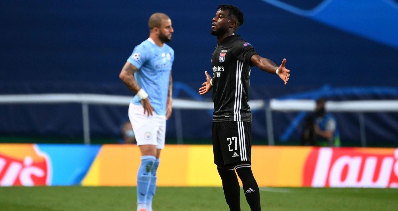 Kết quả bóng đá tứ kết cúp C1/Champions League: Lyon loại Man City
